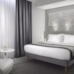 Отель Radisson Blu Edinburgh комната для гостей