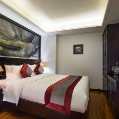 Отель Golden Lotus Hotel Вьетнам, Ханой - отзывы, цены и фото номеров - забронировать отель Golden Lotus Hotel онлайн комната для гостей фото 3