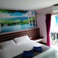 Отель The Shades Boutique Hotel Patong Phuket Таиланд, Патонг - отзывы, цены и фото номеров - забронировать отель The Shades Boutique Hotel Patong Phuket онлайн балкон