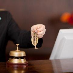 Hotel America гостиничный бар