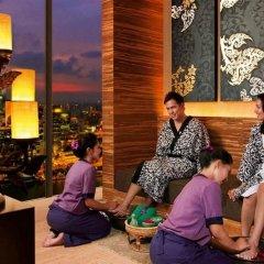 Отель Marina Bay Sands развлечения