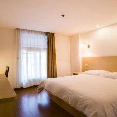 Отель Motel Shanghai West Gaoke Road New International Expo Centre комната для гостей фото 2