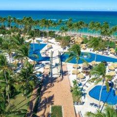 Отель Grand Sirenis Punta Cana Resort Casino & Aquagames пляж фото 2