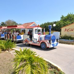 Отель Club Amigo Mayanabo All Inclusive городской автобус