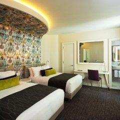 Отель Dream New York 4* Стандартный номер с двуспальной кроватью фото 13