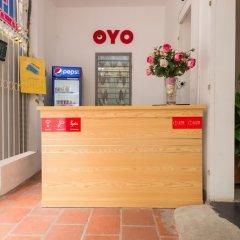 Отель OYO 889 Ha Vy Motel Ханой интерьер отеля