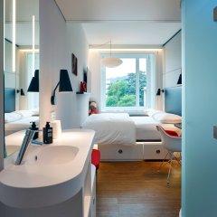 Отель citizenM Zürich ванная