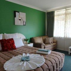 Отель Alstonville Settlers Motel комната для гостей фото 4