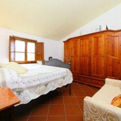 Отель Le Bozzelle - Two Bedroom Массароза комната для гостей