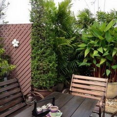 Апартаменты Purita Serviced Apartment Бангкок фото 3