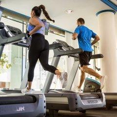 Отель Towers Rotana фитнесс-зал фото 2