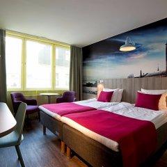 Отель Central Hotel Швеция, Стокгольм - отзывы, цены и фото номеров - забронировать отель Central Hotel онлайн комната для гостей фото 3