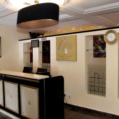 Отель Calabar Harbour Resort SPA Калабар интерьер отеля