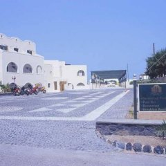 Отель Okeanis Beach парковка