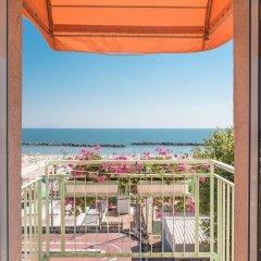 Hotel Gaia Римини балкон