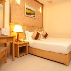 Silverland Min Hotel сейф в номере