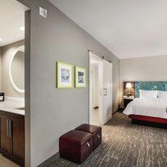 Отель Hampton Inn Brooklyn Park, MN США, Бруклин-Парк - отзывы, цены и фото номеров - забронировать отель Hampton Inn Brooklyn Park, MN онлайн комната для гостей фото 2