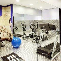 Отель Lisboa Plaza Лиссабон фитнесс-зал