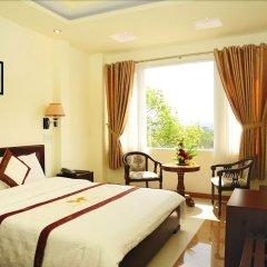 Отель Thi Thao Gardenia Далат комната для гостей