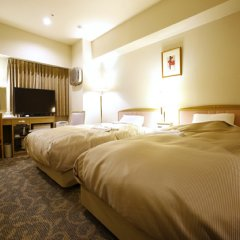 Отель President Hakata Хаката комната для гостей