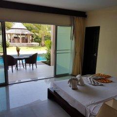 Отель Lanta Pura Beach Resort комната для гостей