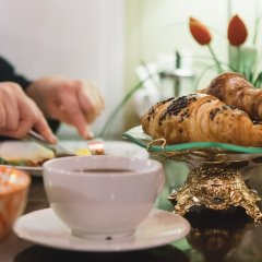 Ivan Chai - hotel and coffee питание