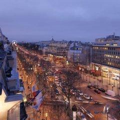 Paris Marriott Champs Elysees Hotel Париж фото 9
