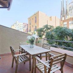Отель SSA Sagrada Familia балкон