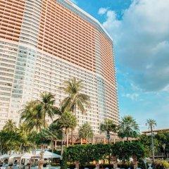 Отель Ambassador City Jomtien Pattaya (Marina Tower Wing) Таиланд, На Чом Тхиан - отзывы, цены и фото номеров - забронировать отель Ambassador City Jomtien Pattaya (Marina Tower Wing) онлайн парковка