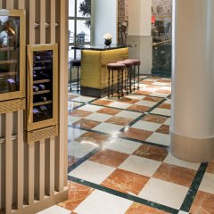 Отель NH Collection Paseo del Prado интерьер отеля