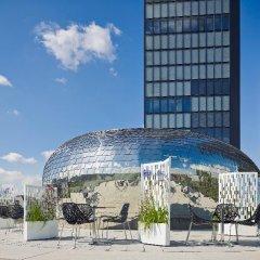Отель Hyatt Regency Düsseldorf Германия, Дюссельдорф - отзывы, цены и фото номеров - забронировать отель Hyatt Regency Düsseldorf онлайн бассейн фото 2