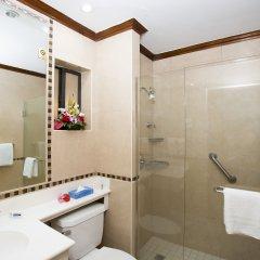 Отель Rooms on the Beach Negril ванная