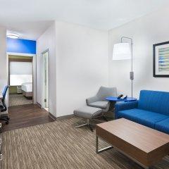Отель Country Inn & Suites Columbus Airport-East комната для гостей фото 5