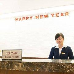 Super Hotel Hanoi Old Quarter интерьер отеля