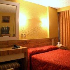 Отель Universo Мексика, Гвадалахара - отзывы, цены и фото номеров - забронировать отель Universo онлайн комната для гостей фото 4