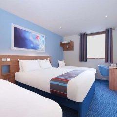 Отель Travelodge Liverpool Central Exchange Street комната для гостей фото 3