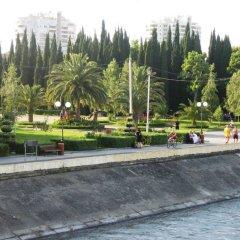 Апартаменты RozaMari Apartments спортивное сооружение
