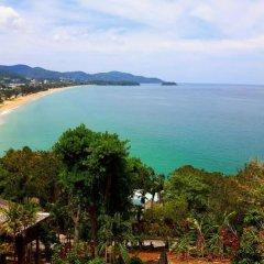 Отель Baan Karon Hill Phuket Resort пляж
