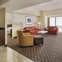 Отель New York Marriott Marquis США, Нью-Йорк - 8 отзывов об отеле, цены и фото номеров - забронировать отель New York Marriott Marquis онлайн интерьер отеля фото 3