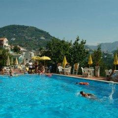 Отель La Margherita - Villa Giuseppina Италия, Скала - отзывы, цены и фото номеров - забронировать отель La Margherita - Villa Giuseppina онлайн бассейн