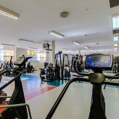 Отель Keizarmezs фитнесс-зал