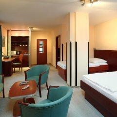 Отель Palace Чехия, Пльзень - отзывы, цены и фото номеров - забронировать отель Palace онлайн комната для гостей фото 3