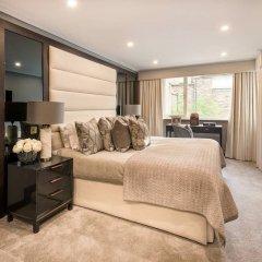 Отель 3 Bedroom Apartment With Garden in Knightsbridge Великобритания, Лондон - отзывы, цены и фото номеров - забронировать отель 3 Bedroom Apartment With Garden in Knightsbridge онлайн комната для гостей фото 2