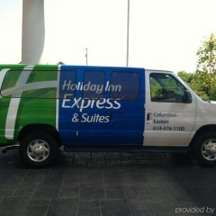 Holiday Inn Express Hotel & Suites Columbus - Easton Колумбус городской автобус