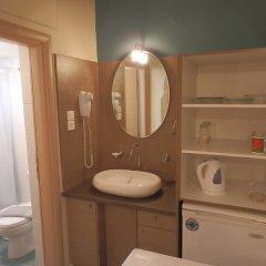 Отель Planos Beach ванная