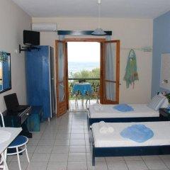 Отель Kavos Psarou Studios and Apartments Греция, Закинф - отзывы, цены и фото номеров - забронировать отель Kavos Psarou Studios and Apartments онлайн комната для гостей фото 3