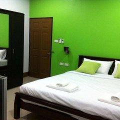 Отель Lanta Sun Smile Place Ланта сейф в номере