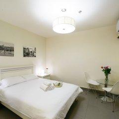 Отель Dizengoff Inn Тель-Авив комната для гостей фото 3