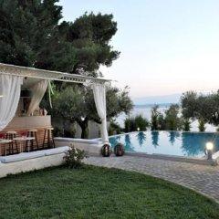 Отель Acrotel Athena Villa бассейн