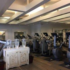 Отель Hilton Los Cabos Beach & Golf Resort фитнесс-зал фото 2